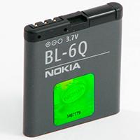 Аккумуляторные батареи Nokia