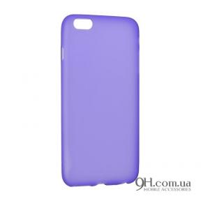 Чехол-накладка TPU для iPhone 6 / 6s Violet