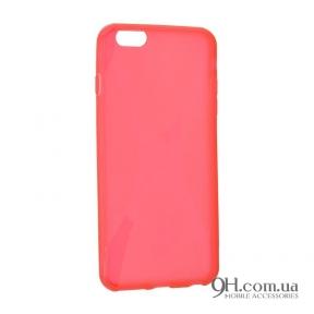 Чехол-накладка TPU для iPhone 6 Plus / 6s Plus Red