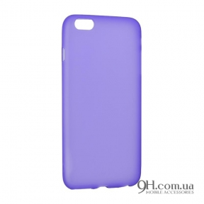 Чехол-накладка TPU для iPhone 5C Violet