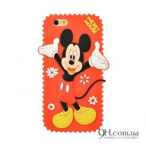 Чехол-накладка Disney для iPhone 6 / 6s Mickey Mouse