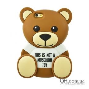 Чехол-накладка Disney для iPhone 6 / 6s Teddy Bear Brown