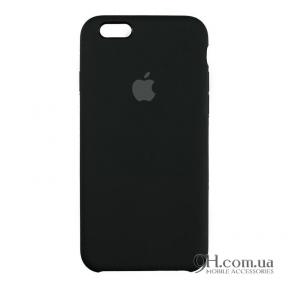 Чехол-накладка Original Soft Case для iPhone 6 / 6s Black