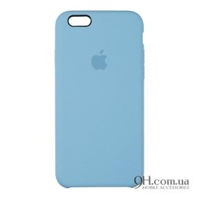 Чехол-накладка Original Soft Case для iPhone 6 / 6s Blue