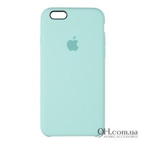 Чехол-накладка Original Soft Case для iPhone 6 / 6s Mint
