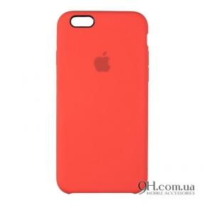 Чехол-накладка Original Soft Case для iPhone 6 / 6s Red