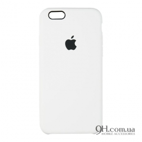Чехол-накладка Original Soft Case для iPhone 6 / 6s White