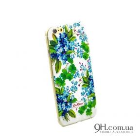 Чехол-накладка Cath Kidston для iPhone 5 / 5s / SE Romantic Blue