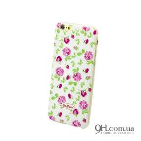 Чехол-накладка Cath Kidston для iPhone 6 / 6s Wedding Flowers