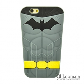 Чехол-накладка Disney для iPhone 6 / 6s Batman