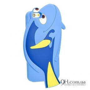 Чехол-накладка Disney для iPhone 6 / 6s Dory