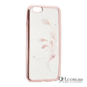 Чехол-накладка Beckberg Breathe Series для iPhone 5 / 5s / SE Elegant