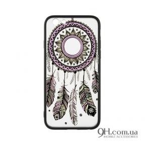 Чехол-накладка Rock Tatoo Art Case для iPhone 6 / 6s Totem