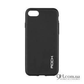 Чехол-накладка Rock Matte Series для iPhone 5 / 5s / SE Black