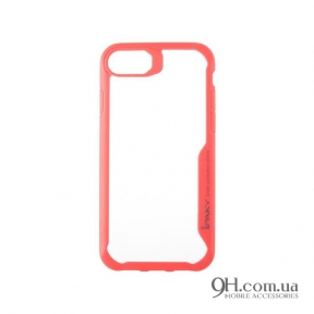 Чехол-накладка iPaky Survival TPU + Bumper для iPhone 6 / 6s / 7 Red
