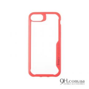 Чехол-накладка iPaky Survival TPU + Bumper для iPhone 6 Plus / 6s Plus / 7 Plus Red