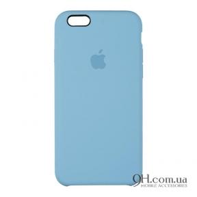 Чехол-накладка Original Soft Case для iPhone 5 / 5s / SE Blue