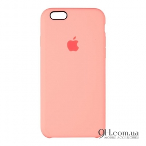 Чехол-накладка Original Soft Case для iPhone 5 / 5s / SE Light Pink