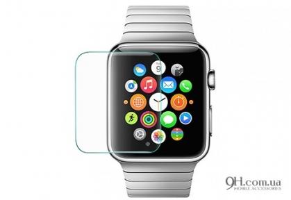 Защитное стекло для Apple Watch 1 / 2 / 3 (38 mm)