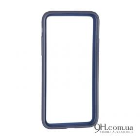 Чехол-бампер Baseus для iPhone X / XS Dark Blue