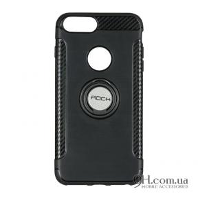 Чехол-накладка Rock Magnet Series для iPhone 5 / 5s / SE Black