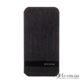 Чехол-книжка G-Case Funky Series Flip Case для iPhone X / XS Black