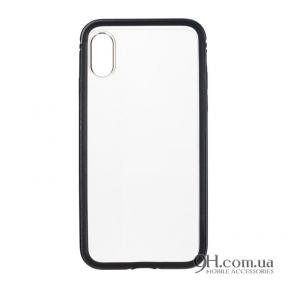 Чехол-накладка G-Case Grand Series для iPhone X / XS Black