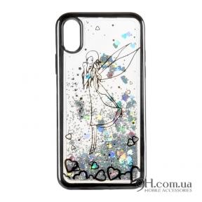 Чехол-накладка Beckberg Aqua Series для iPhone 5 / 5s / SE Black