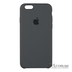Чехол-накладка Original Soft Matte Case для iPhone 6 / 6s Charcoal Grey