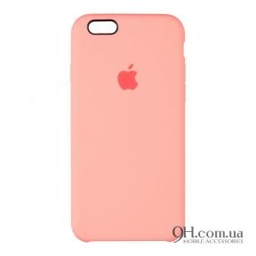 Чехол-накладка Original Soft Case для iPhone 6 / 6s Light Pink