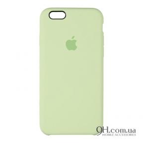 Чехол-накладка Original Soft Case для iPhone 6 / 6s Lime
