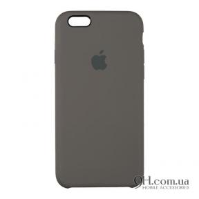Чехол-накладка Original Soft Case для iPhone 5 / 5s / SE Coffe