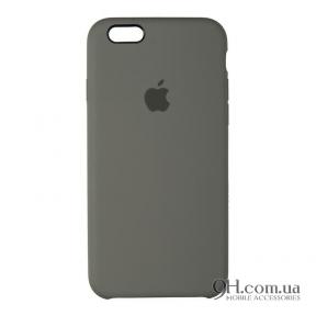 Чехол-накладка Original Soft Case для iPhone 5 / 5s / SE Navi Grey