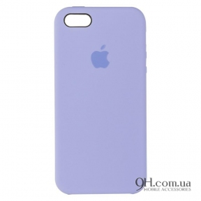 Чехол-накладка Original Soft Case для iPhone 5 / 5s / SE Lavender