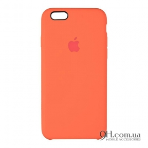 Чехол-накладка Original Soft Case для iPhone 6 / 6s Orange