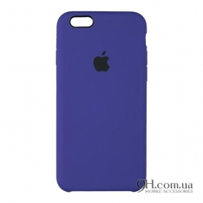 Чехол-накладка Original Soft Case для iPhone 5 / 5s / SE Violet