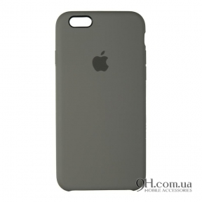Чехол-накладка Original Soft Case для iPhone 6 / 6s Navi Grey