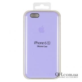 Чехол-накладка Original Soft Case для iPhone 6 / 6s Lavender