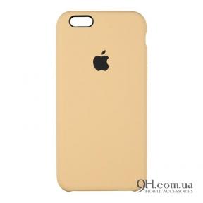 Чехол-накладка Original Soft Case для iPhone 6 / 6s Gold