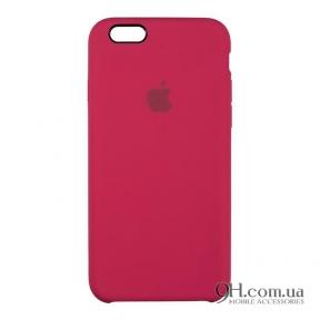 Чехол-накладка Original Soft Case для iPhone 6 / 6s Bordo