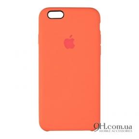 Чехол-накладка Original Soft Case для iPhone 6 Plus / 6s Plus Orange