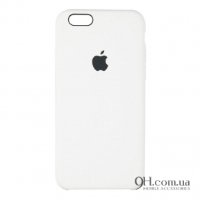 Чехол-накладка Original Soft Matte Case для iPhone 6 / 6s White