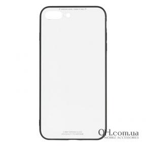 Чехол-накладка iPaky Glass Series для iPhone 6 / 6s White