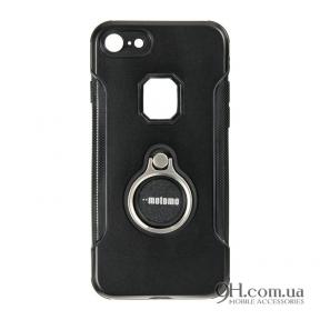 Чехол-накладка Motomo Ring Case для iPhone 6 Plus / 6s Plus Black