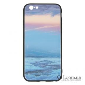 Чехол-накладка iPaky Glass Print для iPhone 6 / 6s Air