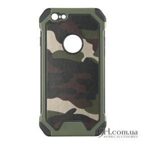 Чехол-накладка Rock Military Proof Series для iPhone 6 / 6s With Pattern