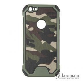 Чехол-накладка Rock Military Proof Series для iPhone 6 Plus / 6s Plus With Pattern