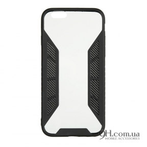 Чехол-накладка iPaky Carbon Fiber Series для iPhone 5 / 5s / SE Black
