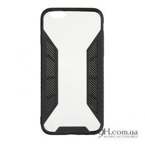 Чехол-накладка iPaky Carbon Fiber Series для iPhone 6 / 6s Black