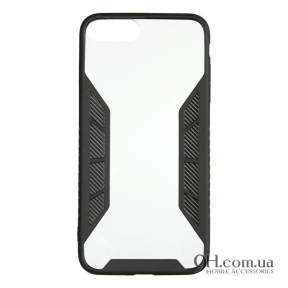 Чехол-накладка iPaky Carbon Fiber Series для iPhone 6 Plus / 6s Plus Black